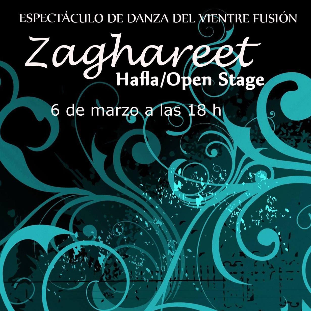 Danza del vientre, fusión tribal, flamencooriental, bellysamba