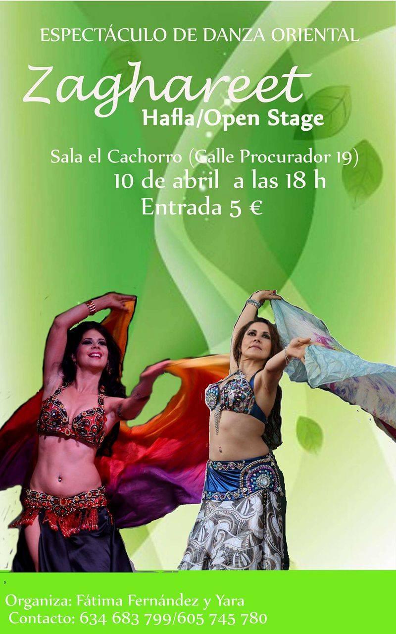 Danza del vientre Sevilla, danza oriental Sevilla